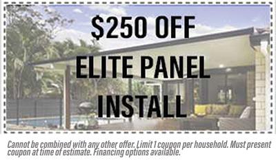 Elite Panel Discount