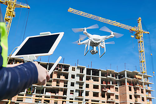 Commercial Drone Inspections