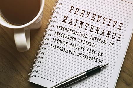 Preventative Maintenance Commercial Roof