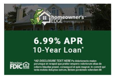 10-year loan Financing