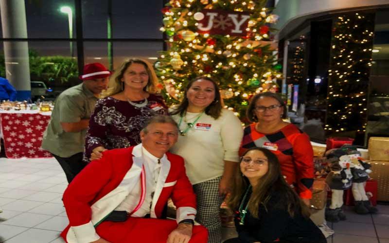 Heather Watson, Rick Tauscher & Jessica Albertson & Family