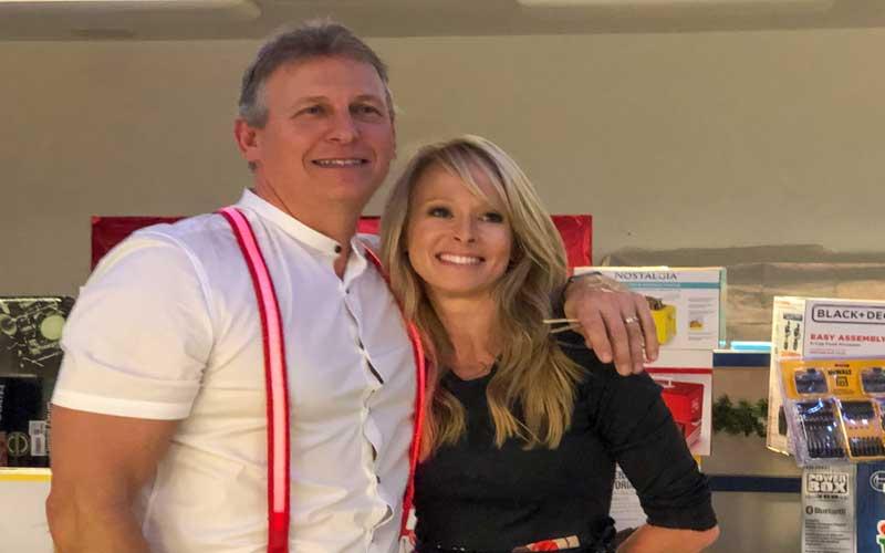 ick & Michele Tauscher