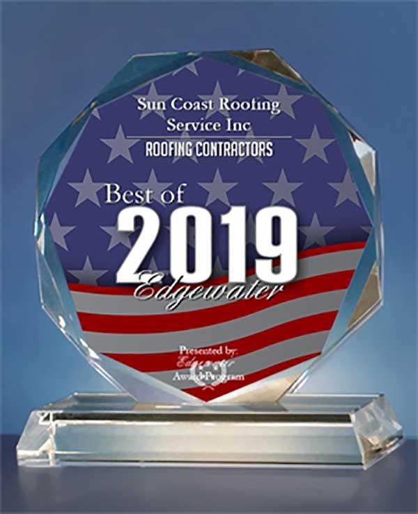 Best of Edgewater Award