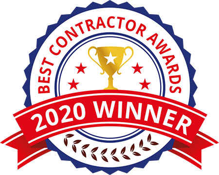 2020 Best New Smyrna Beach Contractor Award!