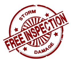 Free Storm Inspection