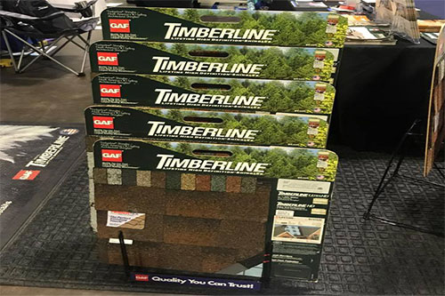 GAF Timberline Shingles