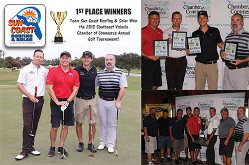 2018 Chamber Golf Classic Winners