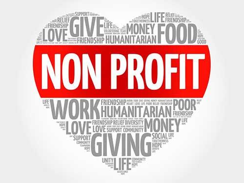 Non-Profit Sign