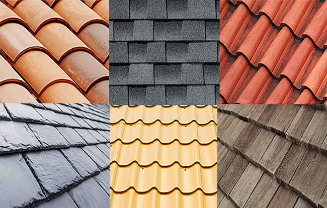 Roof System Materials