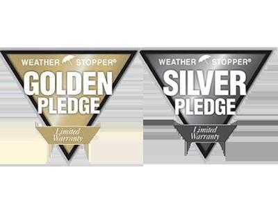 GAF Golden & Silver Pledge Warranty