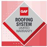 GAF Roofing System Limited Warranty