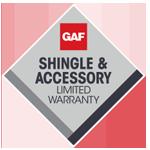 GAF Shingle & Accessory Limited Warranty