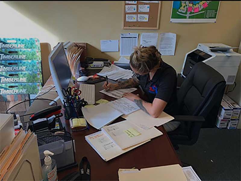 Bonita Office Asst