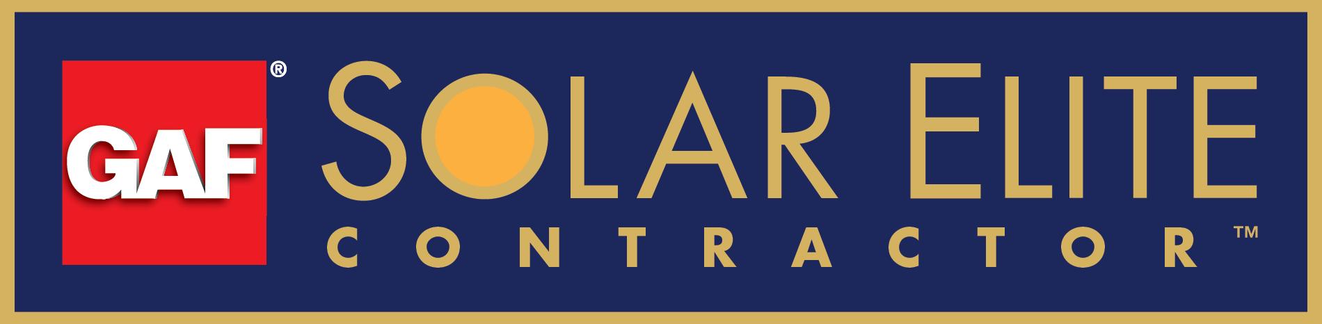 GAF GAF Solar Elite Contractor